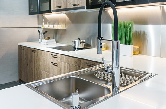 Kitchen Sink Plumbing Anderton with Marbury | Local Plumbing We Care